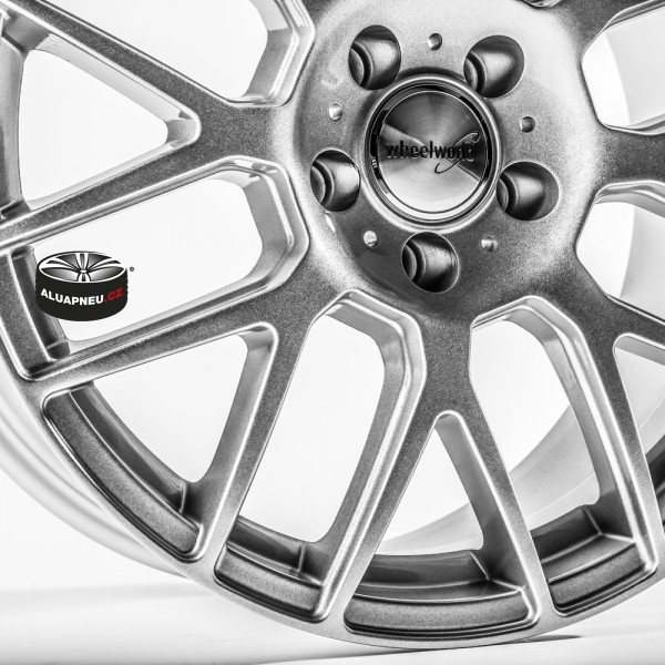 WHEELWORLD model WH26 SILVER 14753