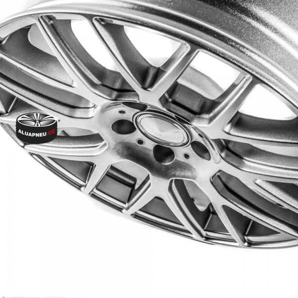 WHEELWORLD model WH26 SILVER 14754