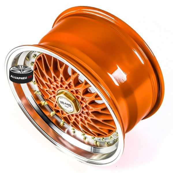 MILANO DESIGN RICCARDO ORANGE LIMITED 16080