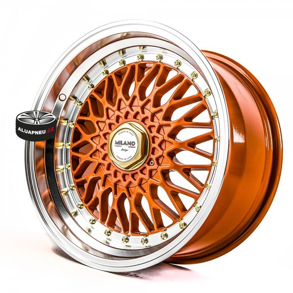 MILANO DESIGN RICCARDO ORANGE LIMITED 16082