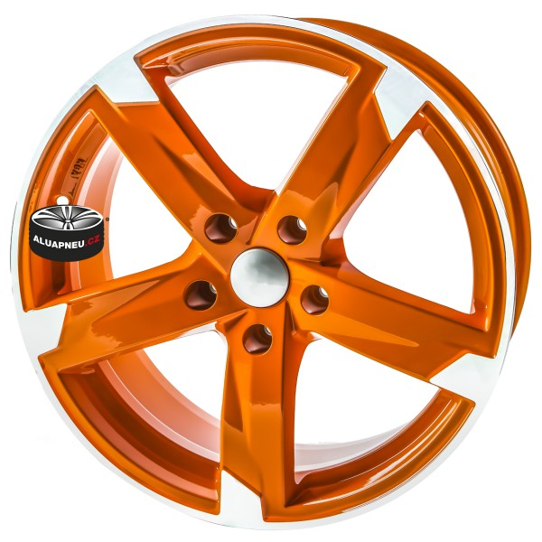 SPEEDS MOTORSPORT 172 ORANGE