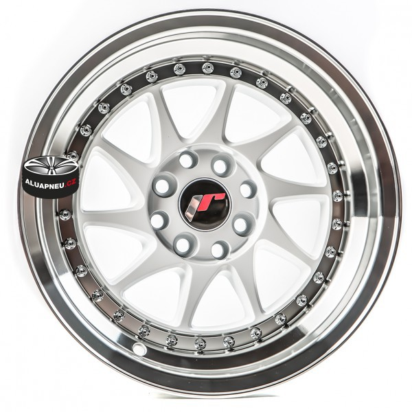 JAPAN RACING JR26 WHITE 23598