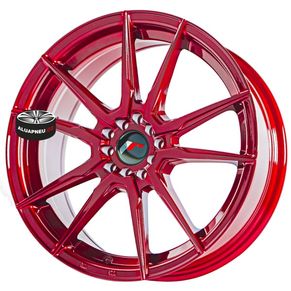 JAPAN RACING model JR21 PLATINUM RED