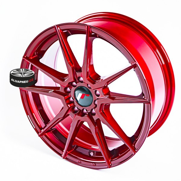 JAPAN RACING model JR21 PLATINUM RED 25197