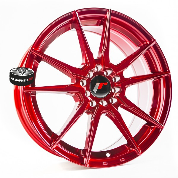 JAPAN RACING model JR21 PLATINUM RED 25199
