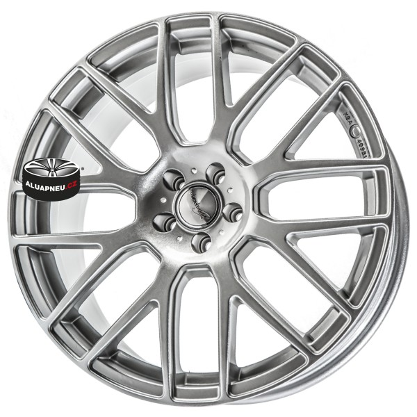 WHEELWORLD model WH26 SILVER