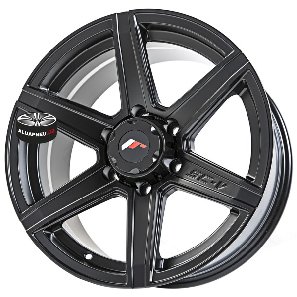 JAPAN RACING model JRX6 BLACK