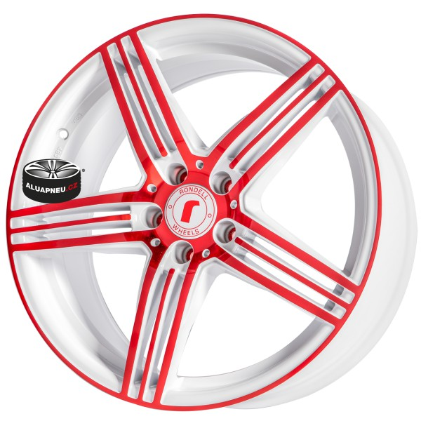 SPEEDS MOTORSPORT B61 RED