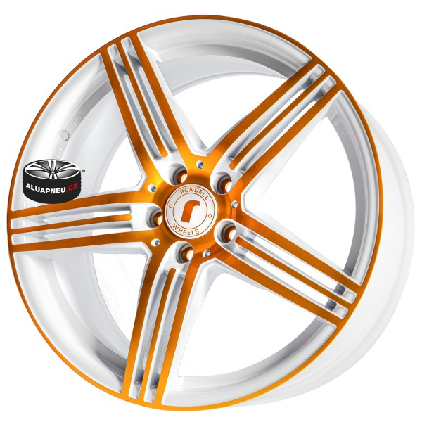 SPEEDS MOTORSPORT B61 ORANGE