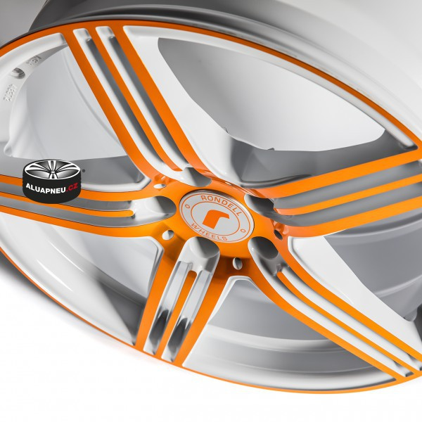 SPEEDS MOTORSPORT B61 ORANGE 30266