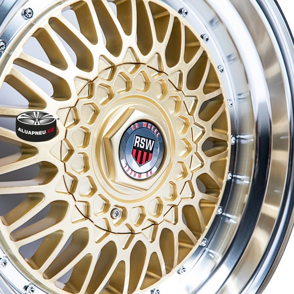 RSW RACING 879 GOLD 33934