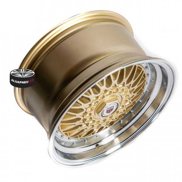 RSW RACING 879 GOLD 33941