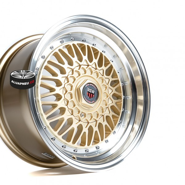 RSW RACING 879 GOLD 33942