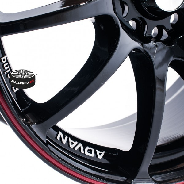 ADVAN RACING RZ BLACK 8690