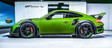 Techart - No.1 tuning Porsche