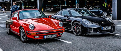 Porsche Prague Meeting 2019